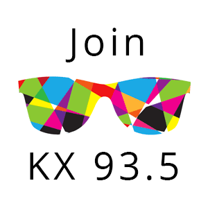 Join KX FM 104.7