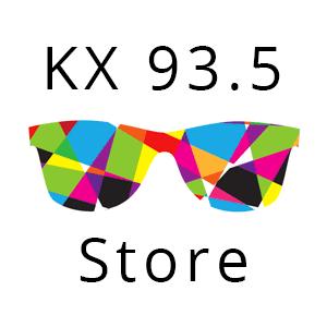 KX FM 104.7 Store
