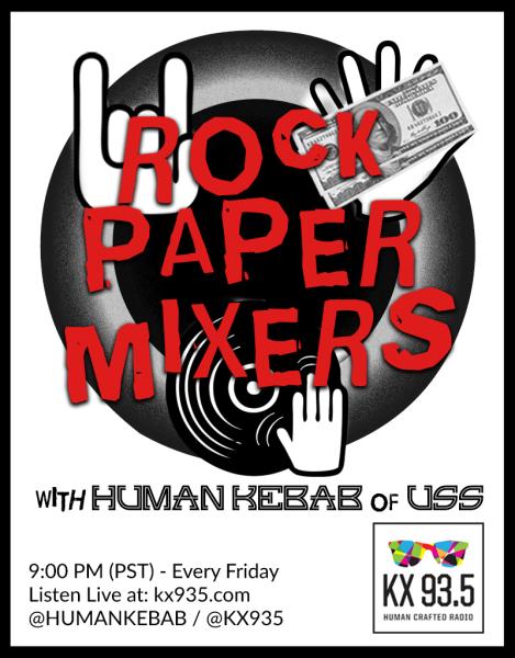 Rock, Paper, Mixers
