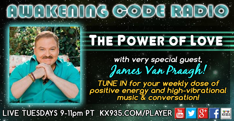 The Power of Love with James Van Praagh