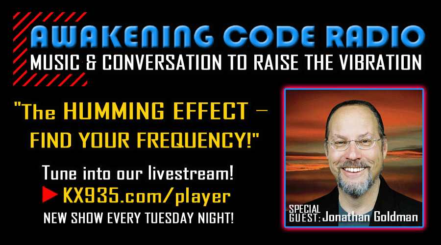The Humming Effect with Jonathan Goldman