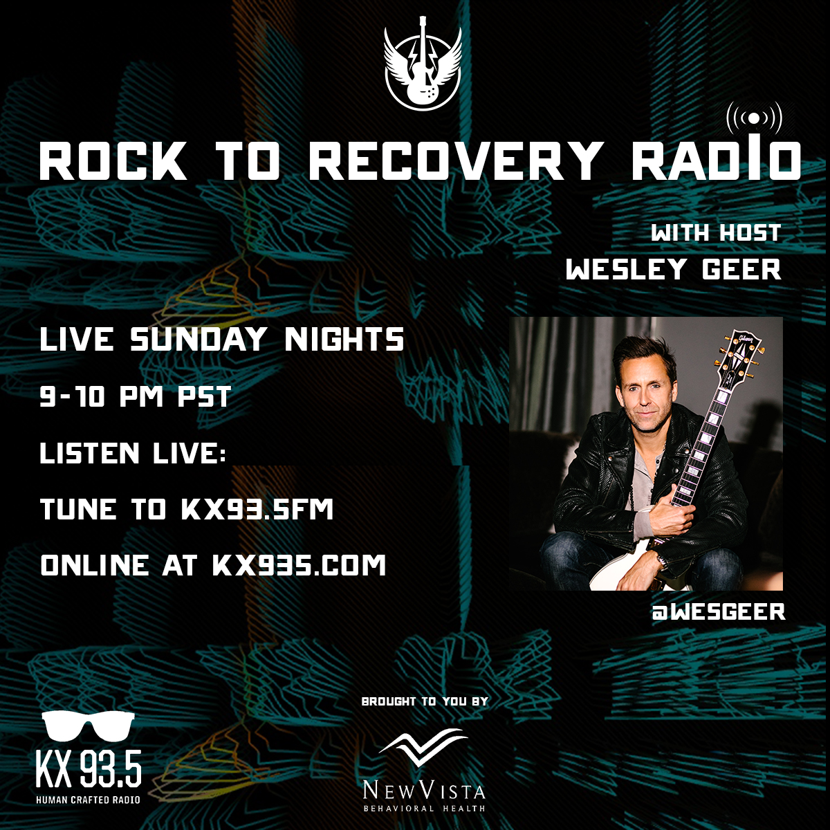 Rock to Recovery Radio