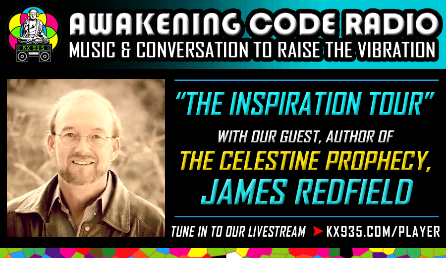 Exploring Spiritual Insights with Celestine Prophecy author James Redfield
