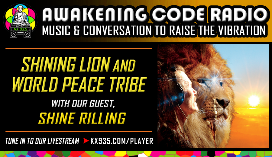 Shining Lion and the World Peace Tribe