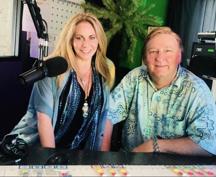 Michelle & Eric of Awakening Code Radio