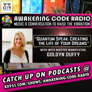 Quantum Speak: with Goldyn Duffy