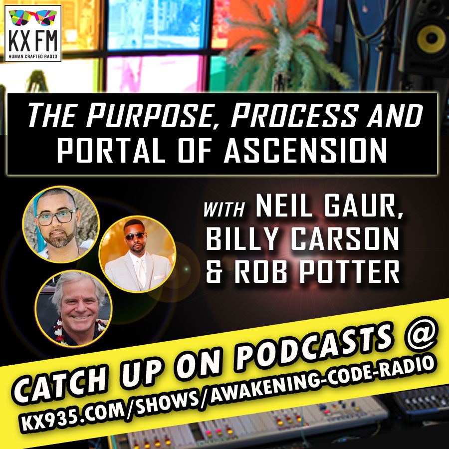 The Purpose, Process and Portal of Ascension