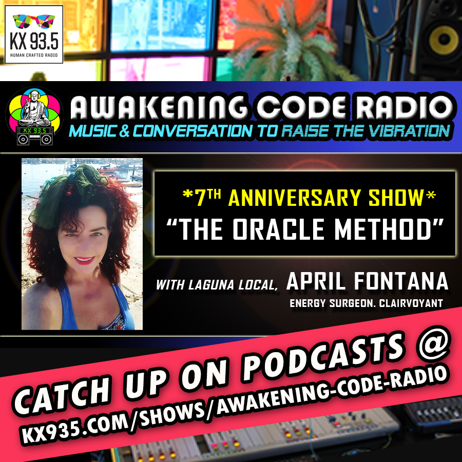 The Oracle Method with April Fontana